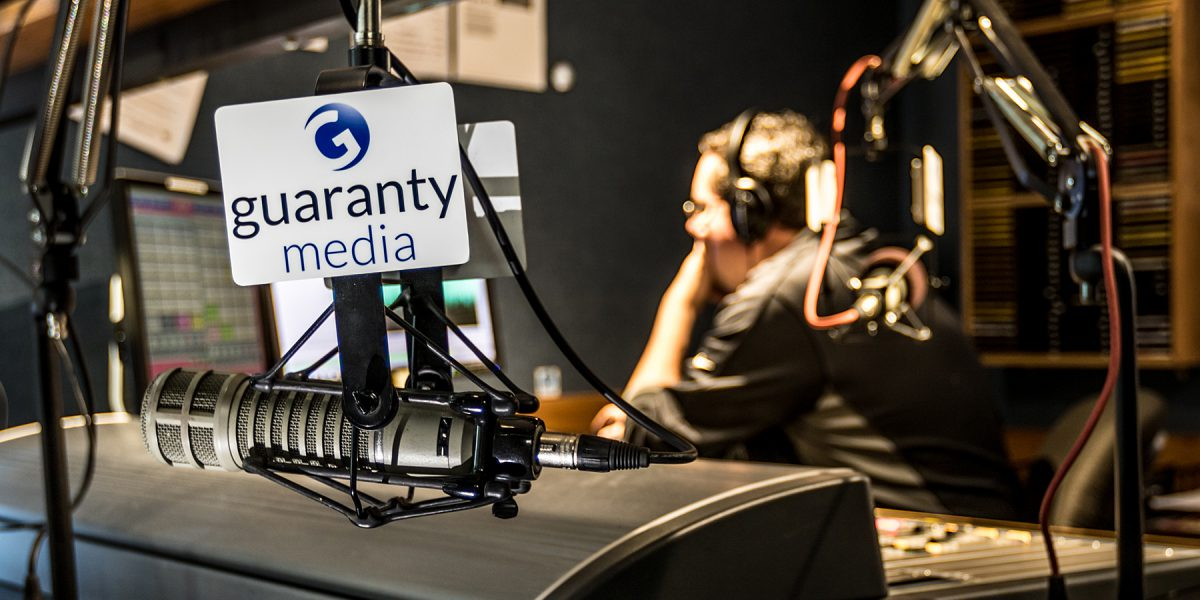 About Us   Guaranty Media